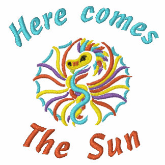 Here comes , The Sun