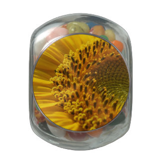 Here Comes The Sun Glass Jar