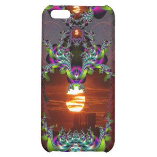 Here Comes the Sun Cover For iPhone 5C