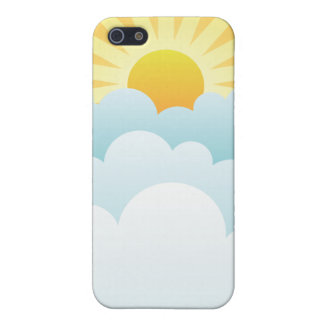 Here comes the Sun iPhone SE/5/5s Cover