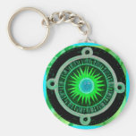 Here comes the sun key chains