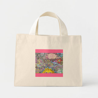 Here Comes the Sun Mini Tote Bag