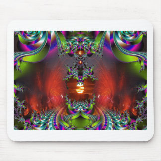 Here Comes the Sun Mouse Pad