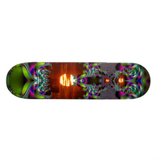 Here Comes the Sun Skateboard