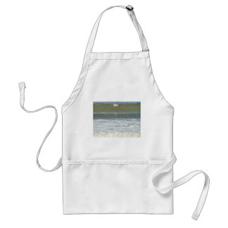 here comes the wave.jpg adult apron