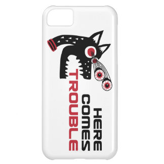 Here Comes Trouble 5 iPhone 5 iPhone 5C Cover