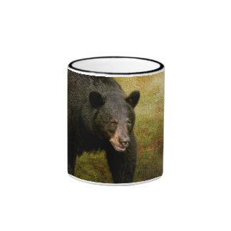 Here Comes Trouble - Bear Mug Close Up