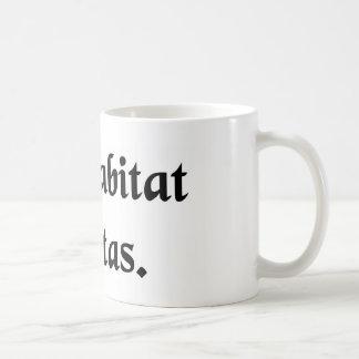 Here dwells happiness. mugs