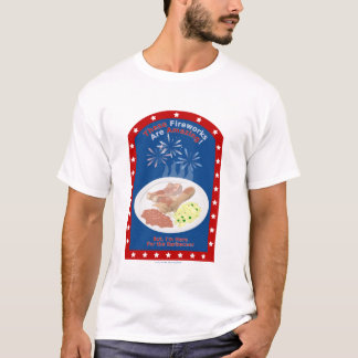 Here for the Barbecue II T-Shirt