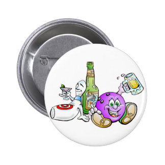 Here for the Beer! Button