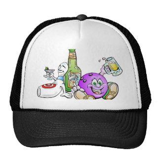 Here for the Beer! Trucker Hat