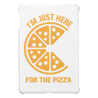 Here for the Pizza iPad Mini Cover