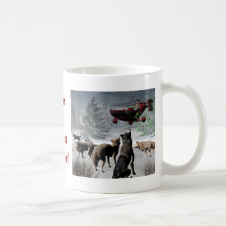 Here He Comes Again! Coffee Mug