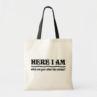 Here I Am bag - choose style & color