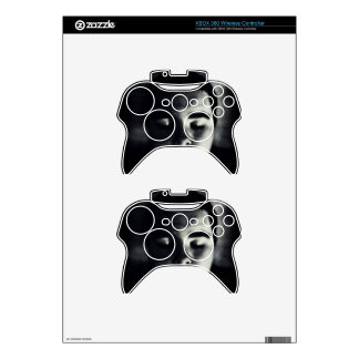HERE I AM XBOX 360 CONTROLLER DECAL