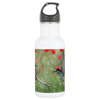 Here I Come Birds 18oz Water Bottle