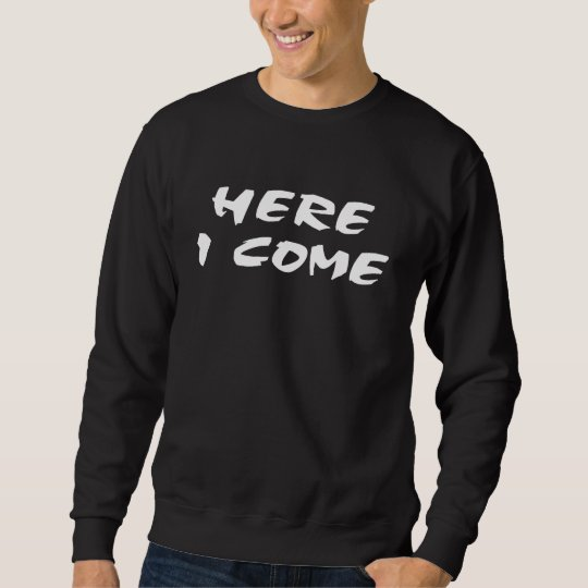 Here I Come There I Go Dirt Bike Motocross T-Shirt