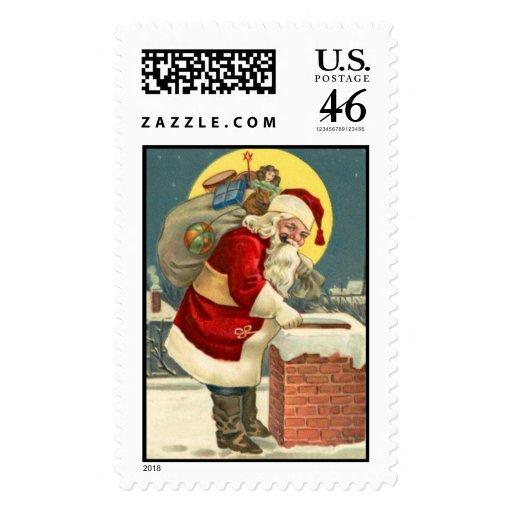 Here I go! Postage Stamp