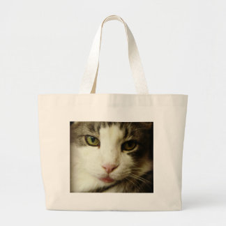 Here is looking at you canvas bag