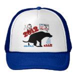 Here Is My Vote Trucker Hat