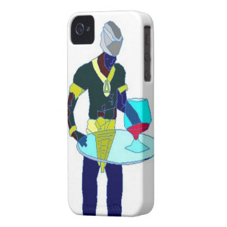 Here is to you - By Tee Joe McArt iPhone 4 Case-Mate Case