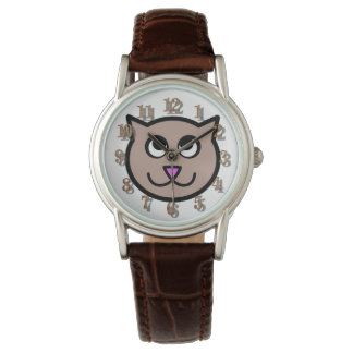 Here Kitty Custom Watch 333 By Zazz_it