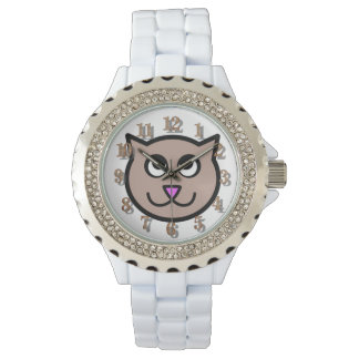 Here Kitty Custom Watch 335 By Zazz_it