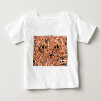 HERE, KITTY, KITTY, KITTY! (design 1) Baby T-Shirt