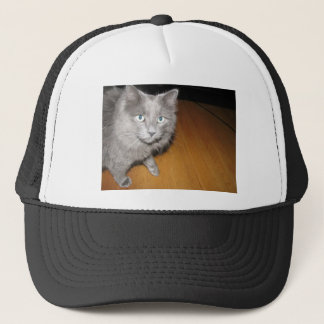 Here Kitty Kitty! Trucker Hat