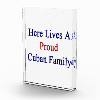 Here Lives A Proud Cuban Family Awards