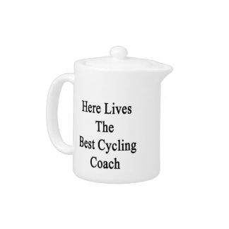 Here Lives The Best Cycling Coach