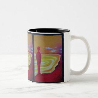 Here Now Coffee Mug