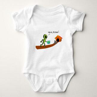 Here, Rover! Baby Bodysuit