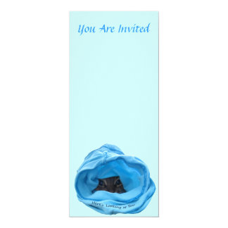 Here's Looking at You Personalized Invitation