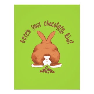 Here s Your Chocolate Flyer