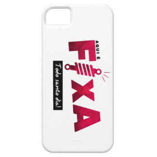 Here she is fixed, all saint day iPhone 5 covers