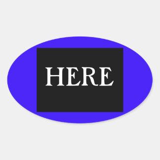Here Sticker Visual Adaptive Living Tool Mnemonics