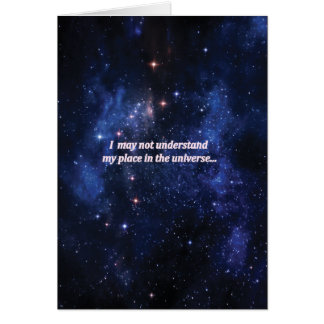 Here to Love You Greeting Card