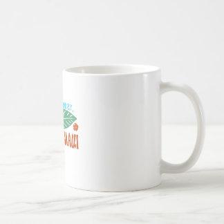 Here Today Gone to Maui Tshirt Coffee Mug