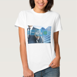 Here we go (german los gehts) touchscreen concept T-Shirt