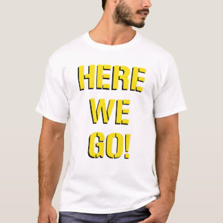 'Here We Go' Tank Top