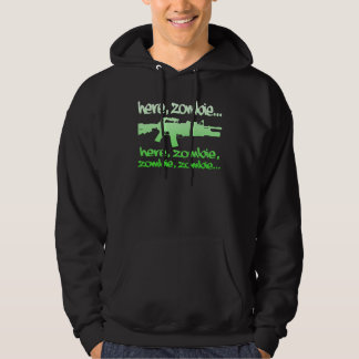 Here, Zombie! ... Sweatshirts