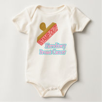 Hereditary Breast Cancer Baby Bodysuit