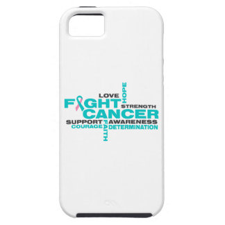 Hereditary Breast Cancer Fight Collage iPhone 5 Cover