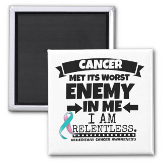 Hereditary Breast Cancer Met Its Worst Enemy in Me Magnet