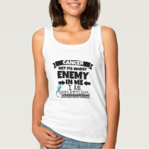 Hereditary Breast Cancer Met Its Worst Enemy in Me Tank Top