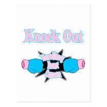 Hereditary Breast Cancer Postcard