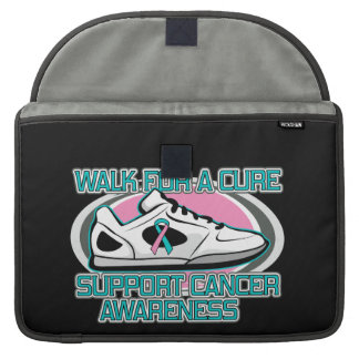 Hereditary Breast Cancer Walk For A Cure MacBook Pro Sleeve