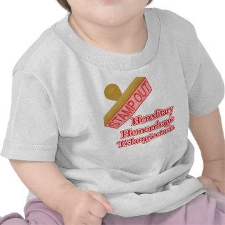 Hereditary Hemorrhagic Telangiectasia Tees