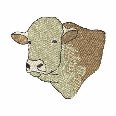 Hereford Bull Head